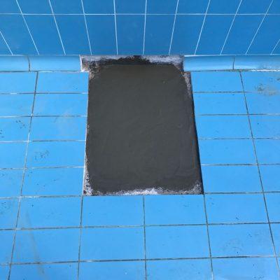 reparación piscina